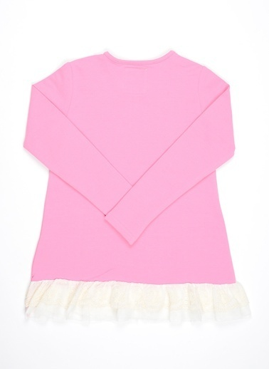 Asymmetry Tunik Pembe